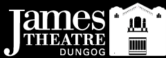 James Theatre Dungog logo