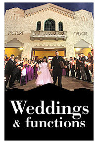 Weddings and Functions link image