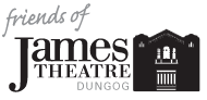 Friends of James Theatre logo